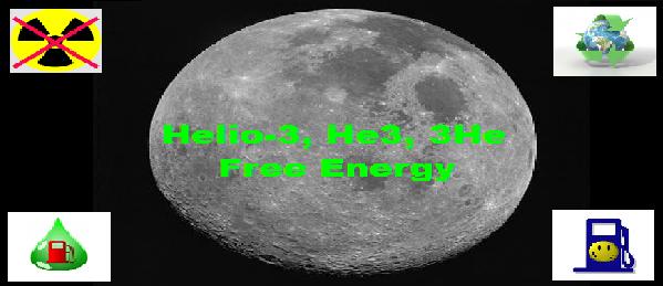 helio-3 free energy